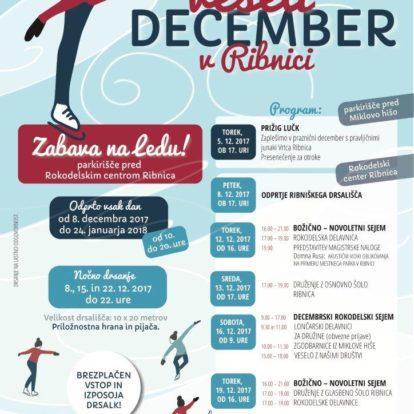 Ta veseli december v Ribnici