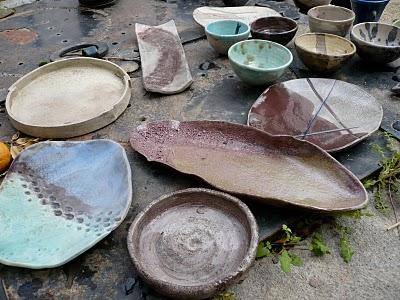 Tečaj RAKU tehnike žganja keramike